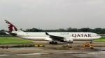 westtowerさんが、シャージャラル国際空港で撮影したカタール航空 A330-302の航空フォト(写真)
