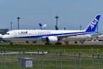 南国の防人さんが、成田国際空港で撮影した全日空 787-9の航空フォト(写真)