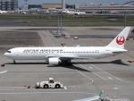 CR51ANさんが、羽田空港で撮影した日本航空 767-346/ERの航空フォト(写真)