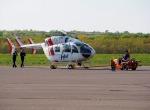 comdigimaniaさんが、鹿部飛行場で撮影したセントラルヘリコプターサービス BK117C-2の航空フォト(写真)