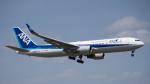 udaさんが、成田国際空港で撮影した全日空 767-381/ERの航空フォト(写真)