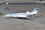 ハム太郎。さんが、羽田空港で撮影したガルフストリーム・エアロスペース G650 (G-VI)の航空フォト(写真)