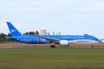 気分屋さんが、成田国際空港で撮影した厦門航空 787-9の航空フォト(写真)
