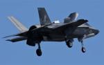 青い翼に鎧武者マークの!さんが、岩国空港で撮影したアメリカ海兵隊 F-35B Lightning IIの航空フォト(写真)