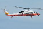 うめやしきさんが、厚木飛行場で撮影した海上自衛隊 UH-60Jの航空フォト(飛行機 写真・画像)