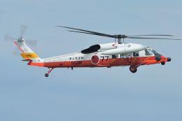 うめやしきさんが、厚木飛行場で撮影した海上自衛隊 UH-60Jの航空フォト(写真)