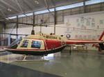 ランチパッドさんが、ドンムアン空港で撮影したタイ王国空軍 206B-3 JetRanger IIIの航空フォト(写真)