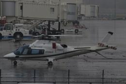 endress voyageさんが、岡山空港で撮影した日本法人所有 A109E Powerの航空フォト(飛行機 写真・画像)