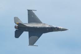 shingenさんが、岩国空港で撮影したアメリカ空軍 F-16CM-50-CF Fighting Falconの航空フォト(飛行機 写真・画像)