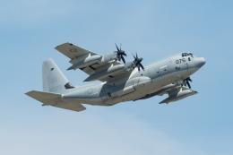 shingenさんが、岩国空港で撮影したアメリカ海兵隊 KC-130J Herculesの航空フォト(飛行機 写真・画像)