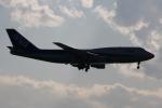 AkilaYさんが、羽田空港で撮影した全日空 747-481(D)の航空フォト(写真)