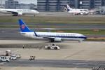 T.Sazenさんが、羽田空港で撮影した中国南方航空 737-86Nの航空フォト(飛行機 写真・画像)