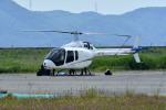 Gambardierさんが、岡南飛行場で撮影した雄飛航空 505 Jet Ranger Xの航空フォト(写真)