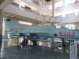 ランチパッドさんが、ドンムアン空港で撮影したベトナム人民空軍 MiG-21の航空フォト(飛行機 写真・画像)