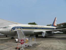 ランチパッドさんが、ドンムアン空港で撮影したタイ王国空軍 737-2Z6/Advの航空フォト(飛行機 写真・画像)