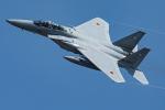 まんぼ しりうすさんが、小松空港で撮影した航空自衛隊 F-15DJ Eagleの航空フォト(写真)