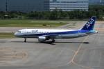 もぐ3さんが、新千歳空港で撮影した全日空 A320-211の航空フォト(写真)