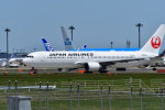 南国の防人さんが、成田国際空港で撮影した日本航空 767-346/ERの航空フォト(写真)