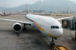 Hiro-hiroさんが、香港国際空港で撮影したジェットエアウェイズ 777-35R/ERの航空フォト(写真)