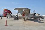 Tango-4さんが、岩国空港で撮影したアメリカ海軍 E-2D Advanced Hawkeyeの航空フォト(写真)