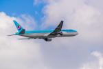 ken_kenさんが、成田国際空港で撮影した大韓航空 777-3B5の航空フォト(写真)