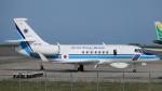 ゴンタさんが、静岡空港で撮影した海上保安庁 Falcon 2000EXの航空フォト(写真)