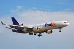 ちゃぽんさんが、成田国際空港で撮影したフェデックス・エクスプレス MD-11Fの航空フォト(飛行機 写真・画像)
