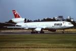 tassさんが、成田国際空港で撮影したノースウエスト航空 DC-10-30/ERの航空フォト(飛行機 写真・画像)