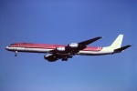 tassさんが、成田国際空港で撮影したエメリー・ワールドワイド DC-8-73CFの航空フォト(飛行機 写真・画像)