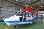 katsuura.Dさんが、東京ヘリポートで撮影した川崎市消防航空隊 AS365N3 Dauphin 2の航空フォト(写真)