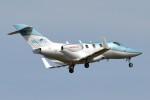 雪虫さんが、新千歳空港で撮影したウィルミントン・トラスト・カンパニー HA-420の航空フォト(写真)