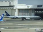 muutiimarsanさんが、成田国際空港で撮影したエールフランス航空 777-328/ERの航空フォト(写真)