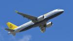 パンダさんが、成田国際空港で撮影したロイヤルブルネイ航空 A320-251Nの航空フォト(飛行機 写真・画像)