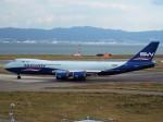 PW4090さんが、関西国際空港で撮影したシルクウェイ・ウェスト・エアラインズ 747-83QFの航空フォト(写真)