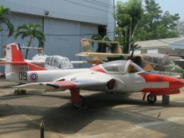 ランチパッドさんが、ドンムアン空港で撮影したタイ王国空軍 T-37B Tweetの航空フォト(飛行機 写真・画像)