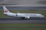 jackallさんが、羽田空港で撮影した日本航空 737-846の航空フォト(写真)