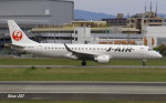 RINA-281さんが、伊丹空港で撮影したジェイ・エア ERJ-190-100(ERJ-190STD)の航空フォト(写真)