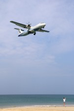 westtowerさんが、プーケット国際空港で撮影したバンコクエアウェイズ ATR-72-600の航空フォト(写真)