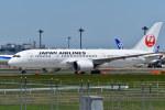 南国の防人さんが、成田国際空港で撮影した日本航空 787-8 Dreamlinerの航空フォト(写真)