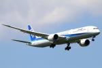 まえちんさんが、成田国際空港で撮影した全日空 787-10の航空フォト(写真)