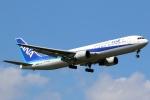 まえちんさんが、成田国際空港で撮影した全日空 767-381/ERの航空フォト(写真)