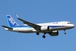 まえちんさんが、成田国際空港で撮影した全日空 A320-271Nの航空フォト(写真)
