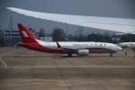 zero1さんが、上海虹橋国際空港で撮影した上海航空 737-8-MAXの航空フォト(写真)