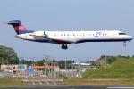 まえちんさんが、成田国際空港で撮影したアイベックスエアラインズ CL-600-2C10 Regional Jet CRJ-702の航空フォト(写真)