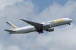 mogusaenさんが、成田国際空港で撮影したエアロ・ロジック 777-FZNの航空フォト(写真)