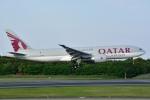 トロピカルさんが、成田国際空港で撮影したカタール航空カーゴ 777-FDZの航空フォト(写真)