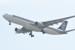 kuro2059さんが、台湾桃園国際空港で撮影したシンガポール航空 A330-343Xの航空フォト(写真)