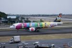かずまっくすさんが、ニノイ・アキノ国際空港で撮影したエアアジア A320-214の航空フォト(写真)