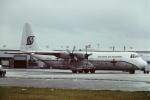 tassさんが、マイアミ国際空港で撮影したサザン・エア・トランスポート L-100-30 Herculesの航空フォト(写真)