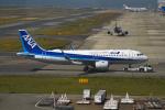 we love kixさんが、関西国際空港で撮影した全日空 A320-271Nの航空フォト(写真)